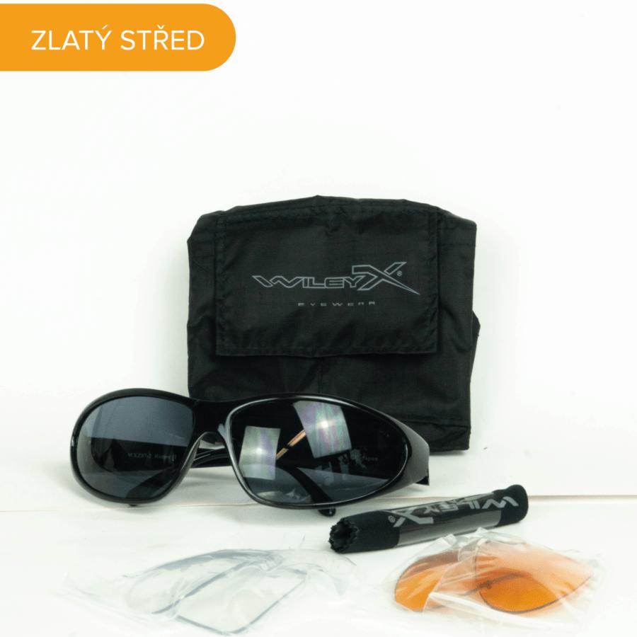 Sluneční střelecké brýle WILEY – X Romero II
