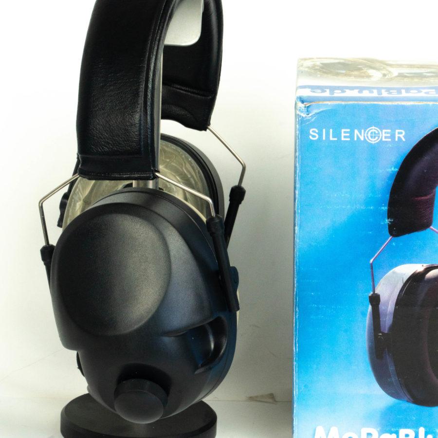 Elektronická sluchátka Mepablu – Silencer