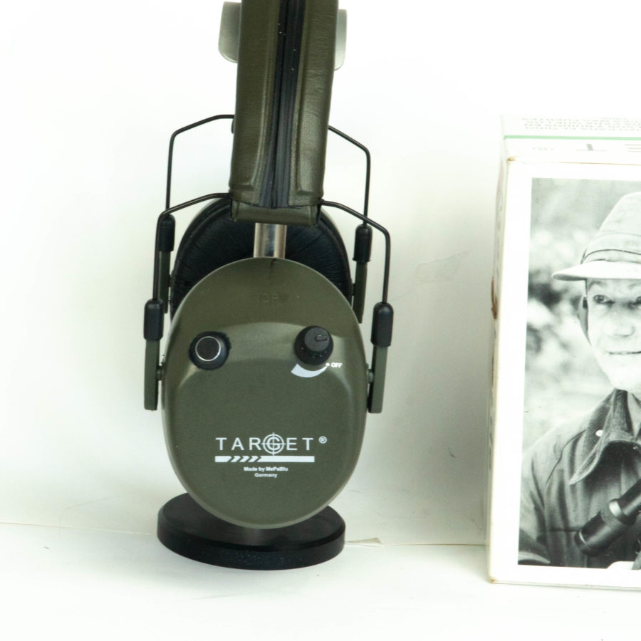 Elektronická sluchátka Mepablu -Target I