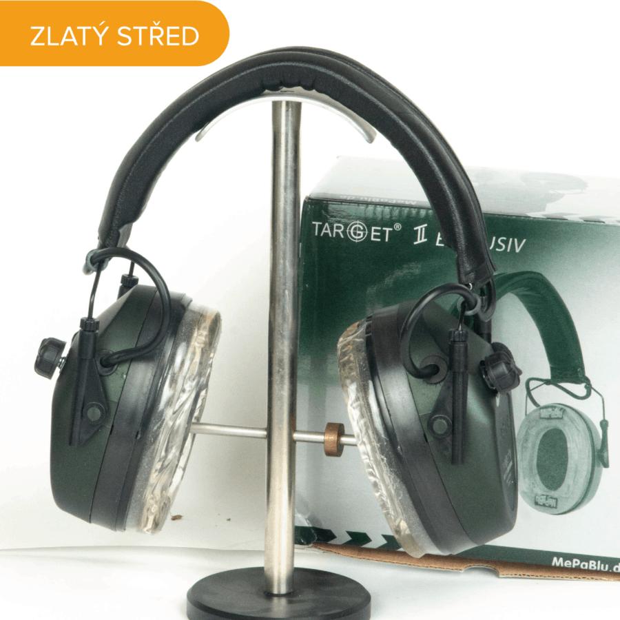 Elektronická sluchátka Mepablu -Target II exclusive