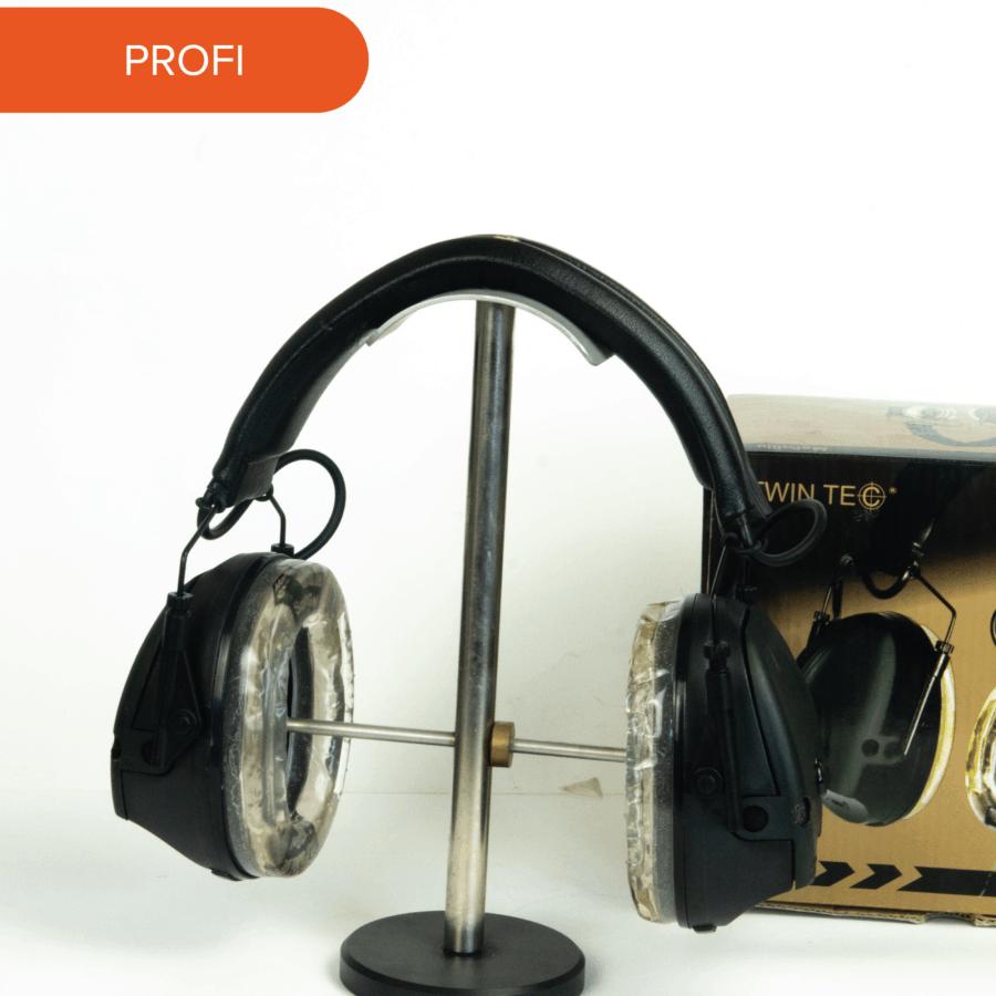 Elektronická sluchátka Mepablu – Twin Tec